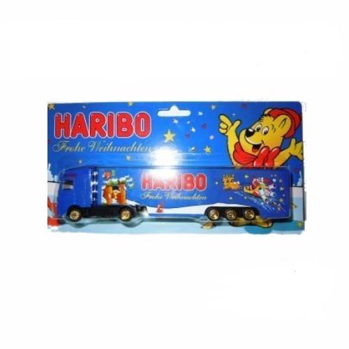 Haribo Weihnachten.Haribo Goldbären Truck Das Original Frohe Weihnachten Der Fanartikel