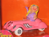 Raritaet Miss Piggy im Cabrio, Corgi-Modell Nr CC06603, The Muppets Miss Piggies Car