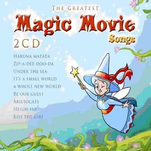 20 x Doppel-Disney Magic-Movie, Songs der Disney Filmmusik